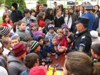 Jandarmeria Maramureş îşi deschide porţile pentru elevii din judeţ