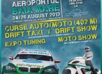 """Jandarmii asigură ordinea publică la evenimentul """"Veidec Racing Unleashed"""""""