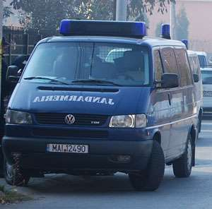 Jandarmii au avut peste 120 de intervenţii în perioada 24 - 30 martie. Amenzi peste 17.000 lei