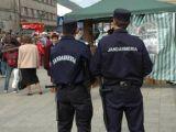 Jandarmii băimăreni au aplanat un conflict iscat între un barman şi un client