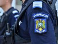 Jandarmii  la datorie de Ziua oraşului Borşa
