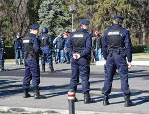 Jandarmii maramureşeni vor asigura măsurile de ordine la meciul de fotbal  F.C.M. Baia Mare – F.C. Gloria Progresul Bistriţa
