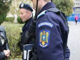 Jandarmii maramureşeni vor asigura măsurile de ordine publică la meciurile de handbal