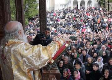 Jandarmii maramureșeni vor asigura măsurile de ordine publică pe timpul hramului Mănăstirii Rohia