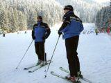 Jandarmii montani din Maramureș, pregătiţi pentru sezonul de iarnă