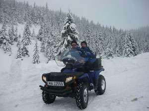 Jandarmii montani din Maramureș s-au pregătit pentru sezonul de iarnă