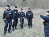 Jandarmii pot folosi arme cu tranchilizante împotriva animalelor periculoase, începând din 16 noiembrie