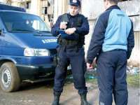 Jandarmii sigheteni au amendat două persoane care tulburau ordinea şi linişte publică