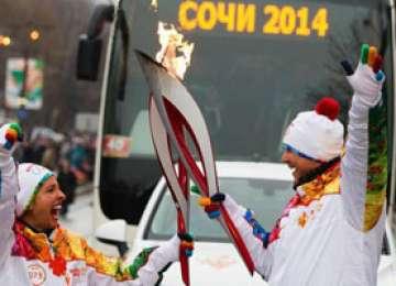 JO de la Soci: Sportivii ruşi, acuzaţi că au trişat pentru a încheia primii clasamentul pe medalii