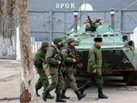 KIEV - 1.500 de soldați ruși au intrat în Ucraina în cursul weekendului