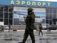 Kievul a închis spațiul aerian în estul Ucrainei