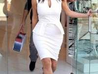 Kim Kardashian lansează o colecție de articole vestimentare
