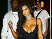 Kim Kardashian și Kanye West nu mai locuiesc împreună