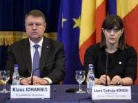Klaus Iohannis a semnat decretul de revocare din funcţie a şefei DNA, Laura Codruţa Kovesi