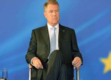 Klaus Iohannis este hotărât să candideze pentru un nou mandat de Preşedinte al României