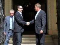 Klaus Iohannis refuză dezbaterea televizată cu Victor Ponta: Negocierile PSD-ACL pentru dezbaterile prezidenţiabililor, în impas
