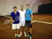 Klaus Iohannis și Simona Halep vor juca un meci amical la Sibiu la începutul anului viitor