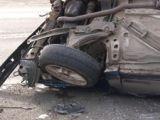 La 17 ani s-a urcat băut la volan și a provocat un accident soldat cu o persoană grav rănită