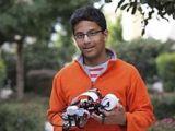 La doar 13 ani, a inventat un dispozitiv care va SUTE de MILIOANE de NEVĂZĂTORI