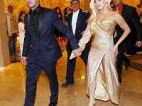 Lady Gaga s-a logodit cu actorul Taylor Kinney