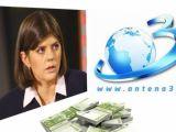 Laura Codruța Koveși a câștigat procesul - Gâdea, Ciuvică și Antena 3 trebuie să-i plătească acesteia daune morale de 300.000 lei