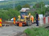 Licitația pentru continuarea lucrărilor la drumul Baia Sprie - Bârsana a fost anulată
