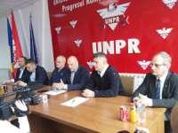 Liderii centrali ai UNPR în vizită de lucru în Maramureș