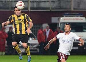 Liga I: Rapid - FC Brașov, scor 0-1