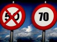 Limita maximă de viteză în localități și pe drumurile expres ar putea să crească