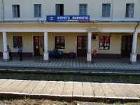 Linia de cale ferată Sighetu Marmaţiei - Bucureşti, în pericol din cauza râului Vişeu
