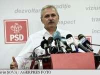 Liviu Dragnea arată că PSD nu va face guvern cu PNL