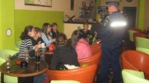 Localurile publice verificate de poliţiştii sigheteni