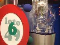 Loto 6/49. Premiul de peste 2,6 milioane euro a fost câştigat