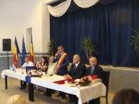 Lucian Morar a depus jurământul în funcția de primar al orașului Ulmeni