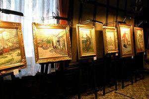 Lucrări de Țuculescu, Baba și Ciucurencu, scoase la licitație