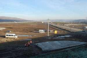 Lucrările la singurul tronson contractat al Autostrăzii Transilvania, amânate din lipsa banilor