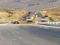 Lucrările unui tronson de autostradă, oprite - CNANDR nu are autorizație de construire