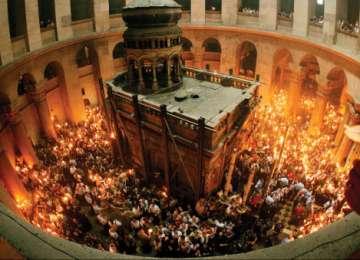 Lumina Sfântă de la Ierusalim va ajunge și în Maramureş