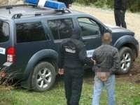 LUNCA LA TISA - Migrant din Sri Lanka depistat de Polițiștii de frontieră