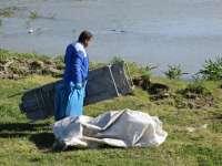 MACABRU - Cadavru fără cap descoperit în râul Iza, în cartierul Câmpu Negru din Sighet