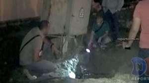 MADE ÎN ROMÂNIA - Patronii unui hotel din Mamaia au săpat un tunel prin care furau curent electric