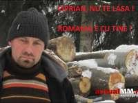 """MADE ÎN ROMÂNIA – Tribunalul Maramureș a menținut amenda primită de Ciprian Coc, maramureșeanul care a sunat la """"Radarul pădurilor"""" pentru a reclama furt de lemn"""