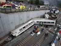 Madridul anunţă 'o examinare generală' a reţelei feroviare, după accidentul de tren soldat cu peste 70 de morţi