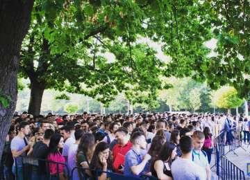 MAI: 635 de candidați din 3.300 - admiși la Academia de Poliție; concurența cea mai mare - la Jandarmerie