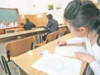 Mâine, 16 august, începe cea de-a doua sesiune a examenului de Bacalaureat