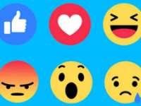 """Mâine, 25 februarie a.c., Facebook schimbă butonul Like cu un nou buton: """"Reactions"""""""