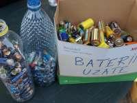 Majoritatea românilor reciclează baterii și acumulatori uzați pentru a fi recompensați