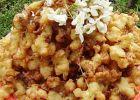 Mâncarea de sezon a apicultorilor - chiftele din flori de salcâm