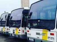 Mara Nord și-a mărit flota auto cu șapte autobuze aduse din Olanda