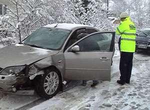 MARAMUREŞ: 11 accidente soldate cu un mort şi 12 răniţi, în perioada sărbătorilor de iarnă